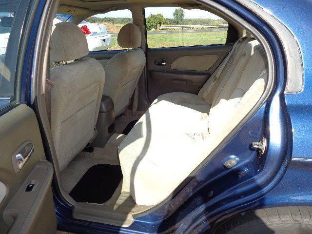 2005 Hyundai Sonata GL (image 8)