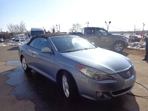 2005 Toyota Camry Solara for sale in Ellington, CT