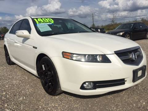 2008 Acura TL for sale in Austin, TX