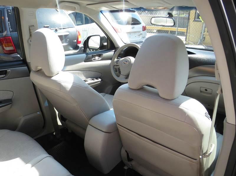 2011 Subaru Forester AWD 2.5XT Premium 4dr Wagon - Denver CO