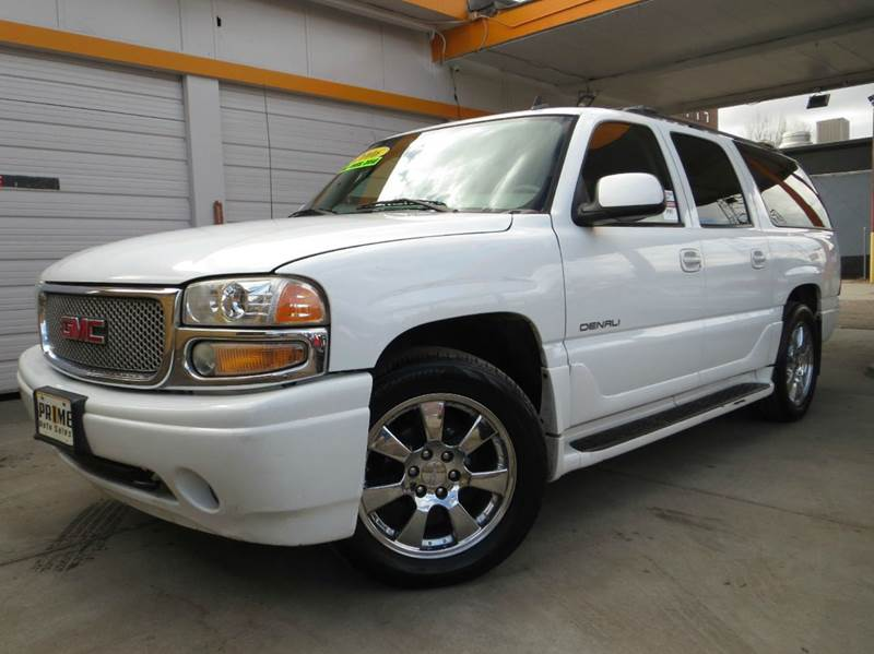 2006 GMC Yukon XL AWD Denali 4dr SUV - Denver CO
