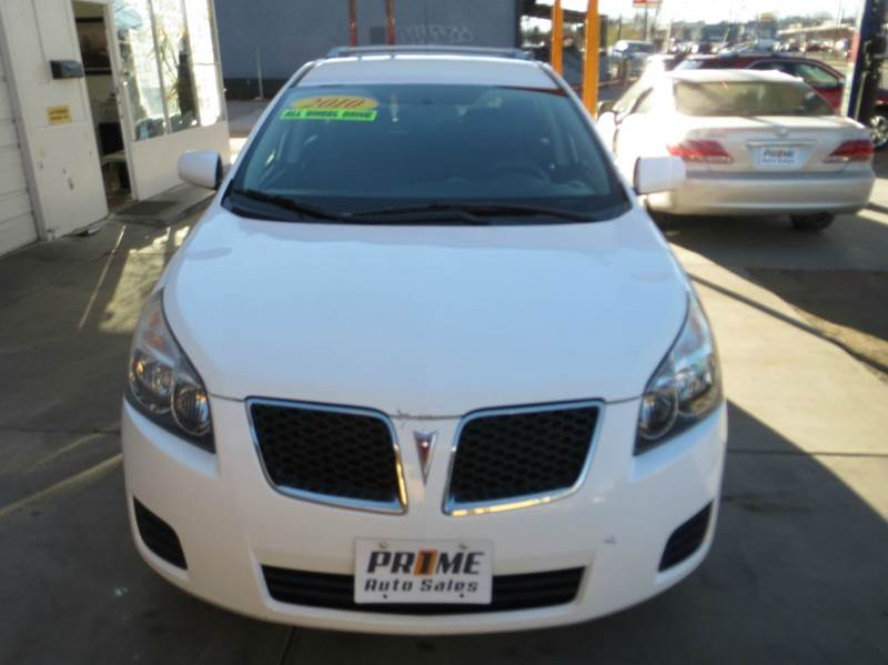 2010 Pontiac Vibe AWD 4dr Wagon - Denver CO