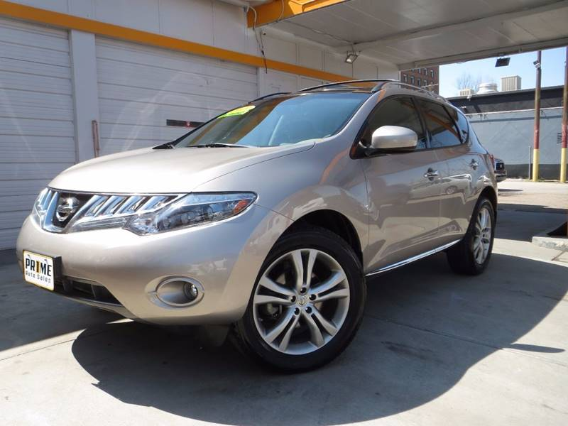 2009 Nissan Murano AWD LE 4dr SUV - Denver CO