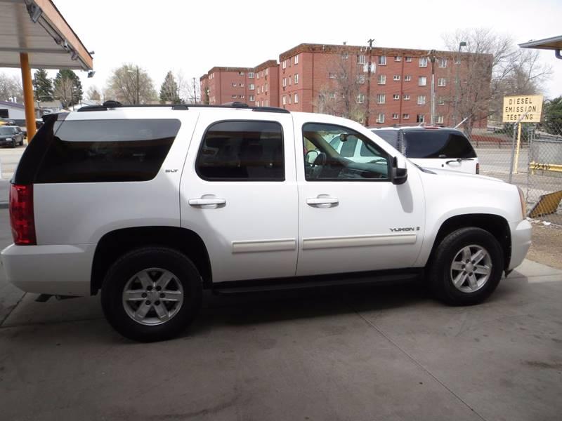 2009 GMC Yukon 4x4 SLT 4dr SUV w/ 4SA - Denver CO