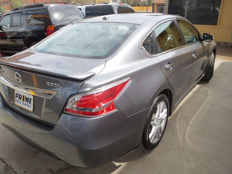 2014 Nissan Altima 3.5 SL 4dr Sedan - Denver CO