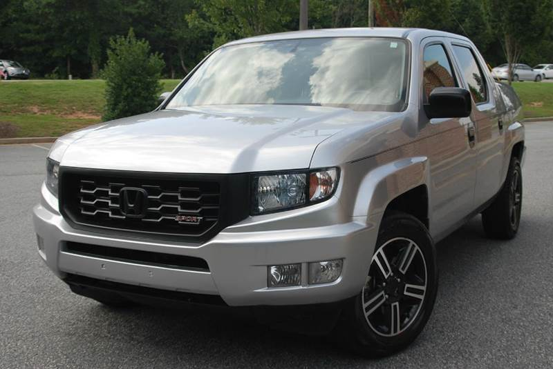 2013 Honda Ridgeline for sale at Desired Motors in Alpharetta GA