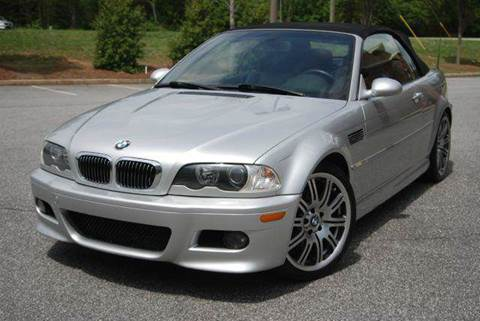 2005 BMW M3 for sale at Desired Motors in Alpharetta GA