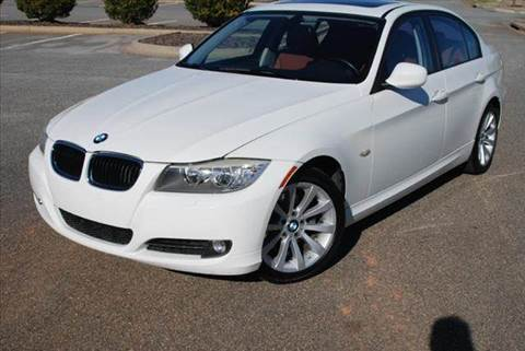 2011 BMW 3 Series for sale at Desired Motors in Alpharetta GA
