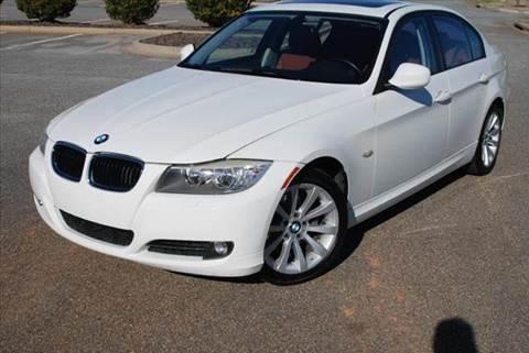 2011 BMW 3 Series for sale at Desired Motors in Alpharetta GA