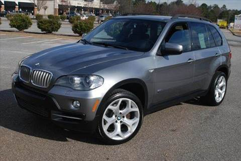 2007 BMW X5 for sale at Desired Motors in Alpharetta GA