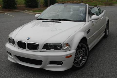 2004 BMW M3 for sale in Alpharetta, GA