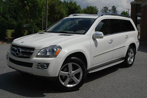 2009 Mercedes-Benz GL-Class for sale at Desired Motors in Alpharetta GA