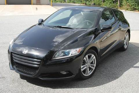 2011 Honda CR-Z for sale at Desired Motors in Alpharetta GA