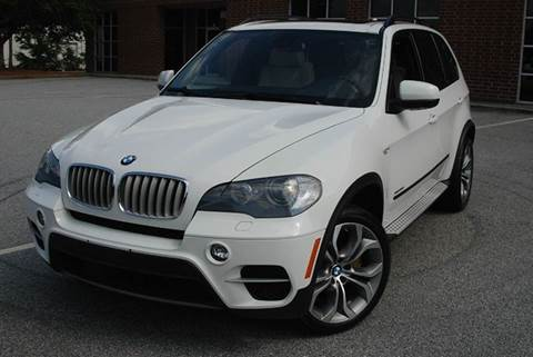 2011 BMW X5 for sale at Desired Motors in Alpharetta GA