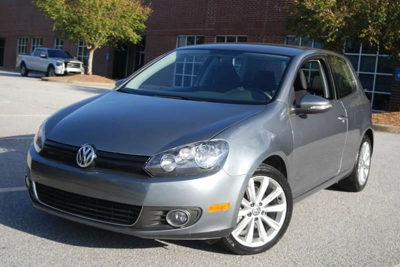 2013 Volkswagen Golf for sale at Desired Motors in Alpharetta GA