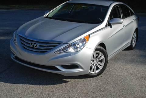 2013 Hyundai Sonata for sale at Desired Motors in Alpharetta GA