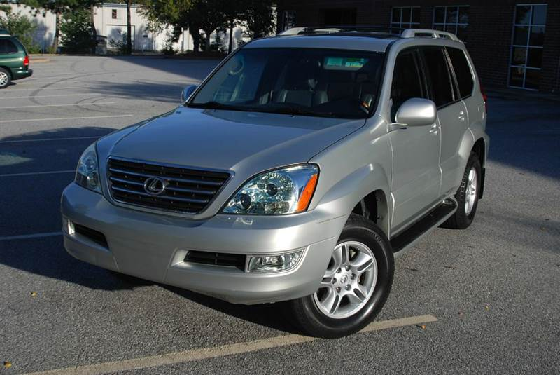 2005 Lexus GX 470 For Sale At Desired Motors In Alpharetta GA