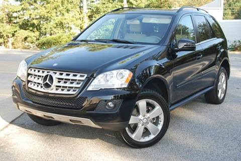 2011 Mercedes-Benz M-Class for sale at Desired Motors in Alpharetta GA