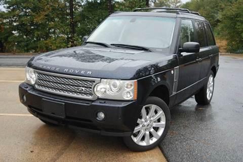 2007 Land Rover Range Rover for sale at Desired Motors in Alpharetta GA