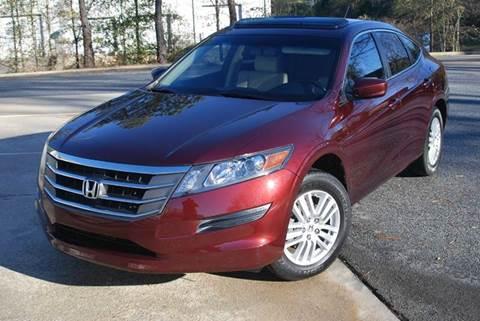 2012 Honda Crosstour for sale at Desired Motors in Alpharetta GA