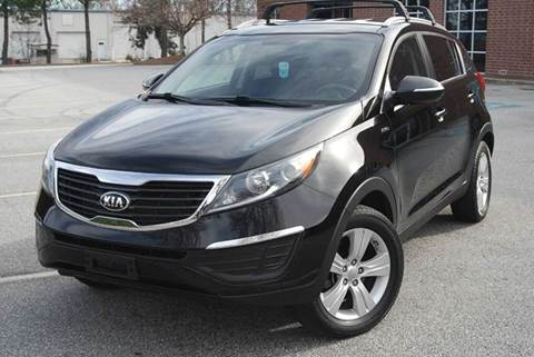 2013 Kia Sportage for sale at Desired Motors in Alpharetta GA