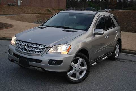 2008 Mercedes-Benz M-Class for sale at Desired Motors in Alpharetta GA