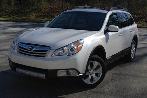 2011 Subaru Outback for sale at Desired Motors in Alpharetta GA