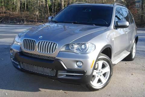 2007 BMW X5 for sale at Desired Motors in Alpharetta GA
