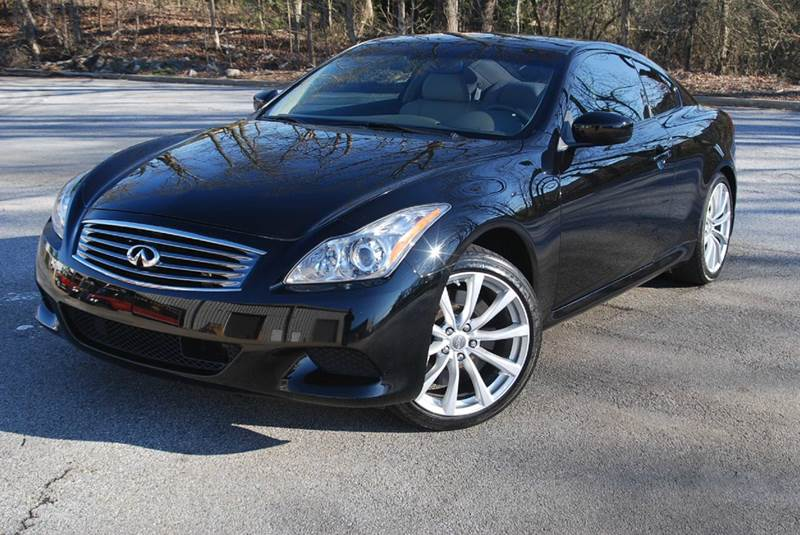 2010 Infiniti G37 Coupe Sport In Alpharetta Ga Desired