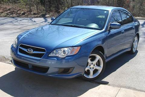 2009 Subaru Legacy for sale at Desired Motors in Alpharetta GA