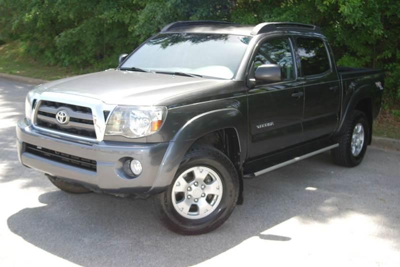 2010 Toyota Tacoma for sale at Desired Motors in Alpharetta GA