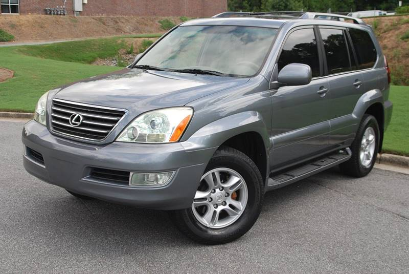 2007 lexus gx 470 in alpharetta ga desired motors. Black Bedroom Furniture Sets. Home Design Ideas