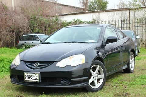 2002 Acura RSX for sale in Houston, TX