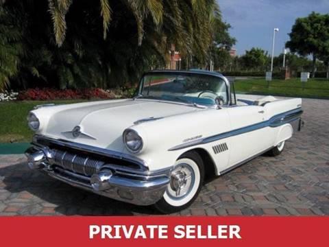 1957 Pontiac Bonneville for sale in Houston, TX