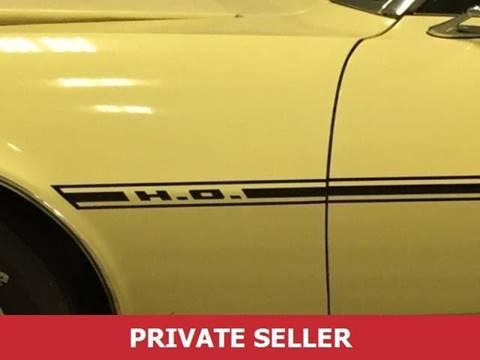 1968 Pontiac Firebird for sale in Houston, TX