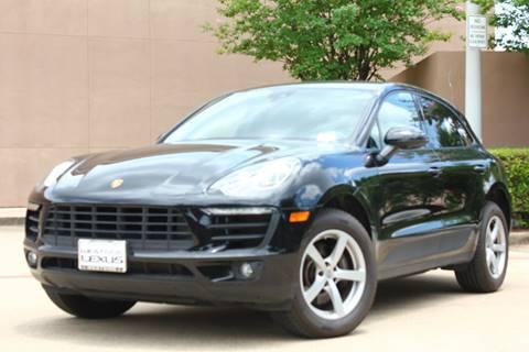2018 Porsche Macan for sale in Houston, TX
