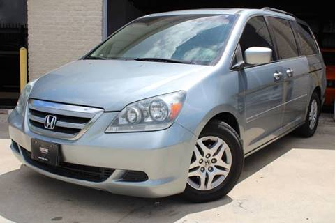 2006 Honda Odyssey for sale in Houston, TX