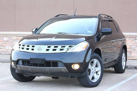 2004 Nissan Murano for sale in Houston, TX