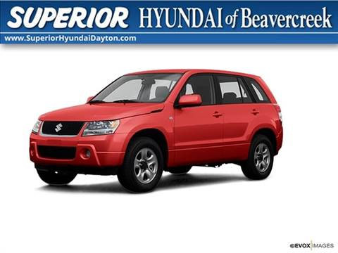 2008 Suzuki Grand Vitara for sale in Beavercreek, OH
