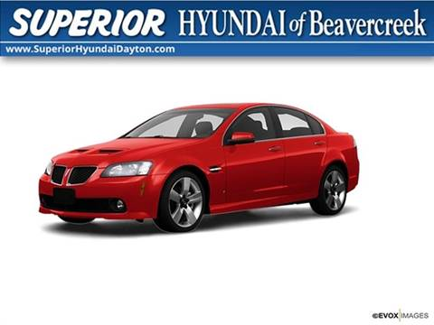 2009 Pontiac G8 for sale in Beavercreek, OH