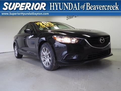 2016 Mazda MAZDA6 for sale in Beavercreek, OH