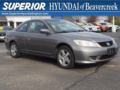 2005 Honda Civic for sale in Beavercreek, OH