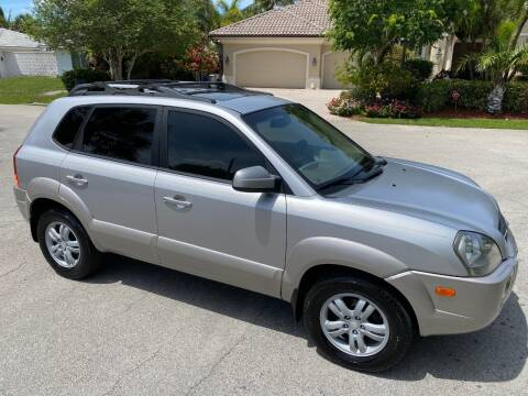 2006 Hyundai Tucson Limited for sale at Exceed Auto Brokers in Pompano Beach FL