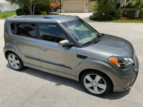2010 Kia Soul Sport for sale at Exceed Auto Brokers in Pompano Beach FL