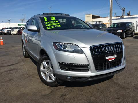 2013 Audi Q7 for sale in Waukegan, IL