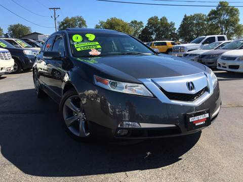 2009 Acura TL for sale in Waukegan, IL