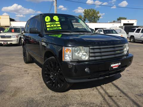 2004 Land Rover Range Rover for sale in Waukegan, IL