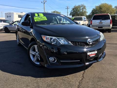 2013 Toyota Camry for sale in Waukegan, IL