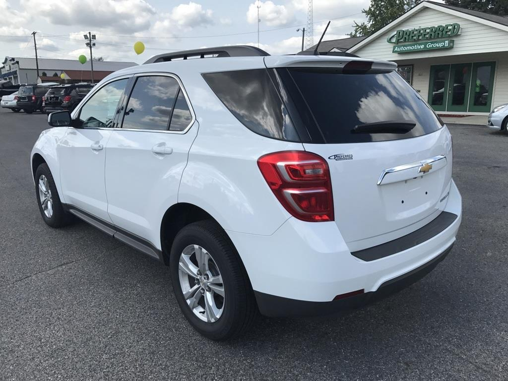 2016 Chevrolet Equinox for sale at Preferred Auto Kendallville in Kendallville IN