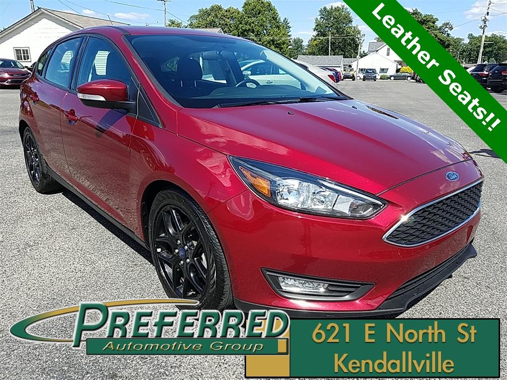 2016 Ford Focus for sale at Preferred Auto Kendallville in Kendallville IN